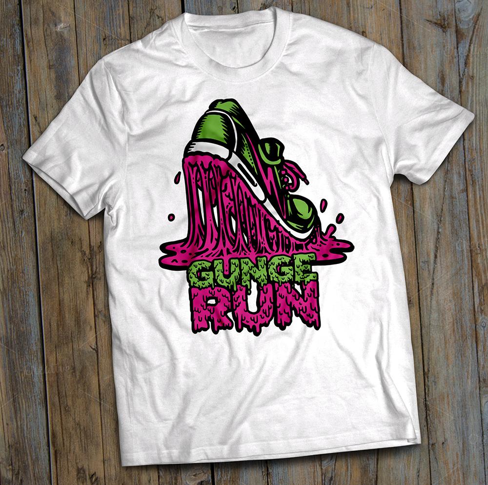 Gunge-Run-T-shirt