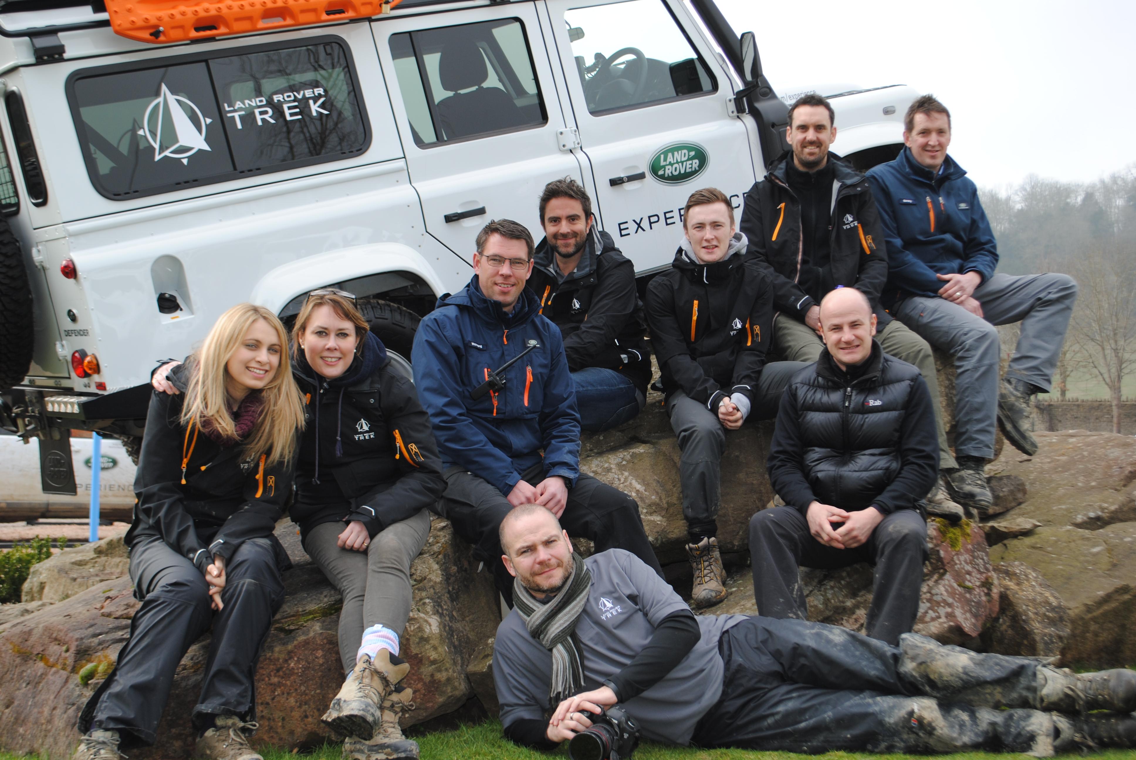 Trek-team